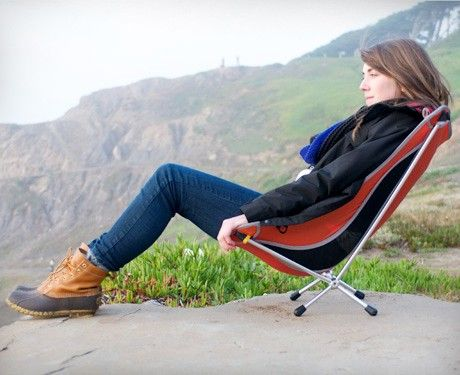 The Mantis Chair By Alite Is A Great Camping Portable