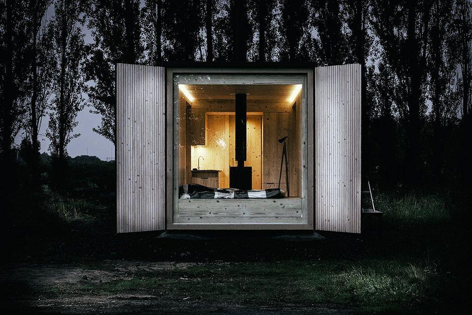 Ark Prefab Cabins Casas Prefabricadas De Madera Cabañas Prefabricadas Cabañas