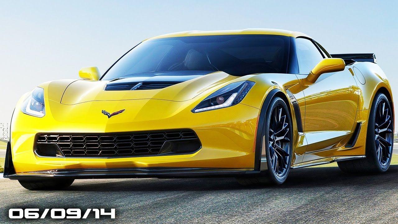 New Corvette Z06 Power, New Porsche Cayenne, Mazda CX-3 ...
