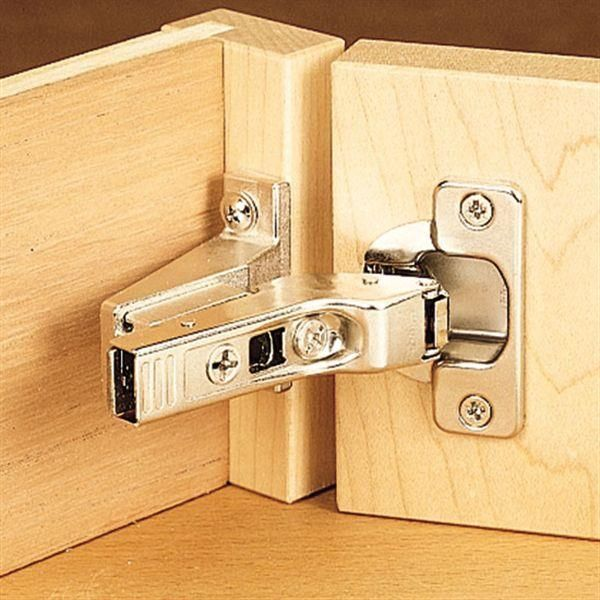 Buy Blum Clip Top Inset Hinge, Face Frame at Woodcraft.com | Design ...