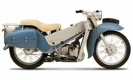 1957 Velocette Le 149cc