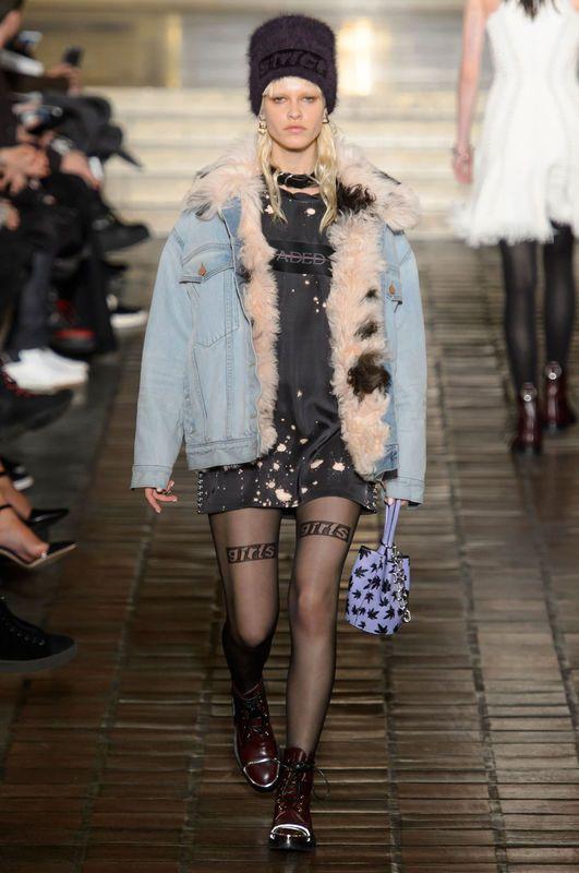 Alexander Wang Jesien Zima 2016 2017 Fashion New York Fashion Week Fashion Week