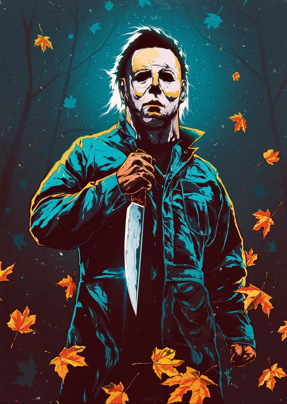 MICHAEL MYERS • HALLOWEEN in 2020 | Halloween film, Horror ...