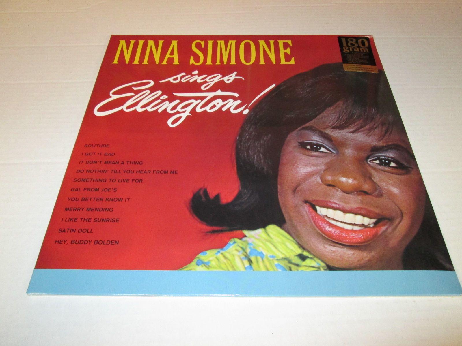 Nina Simone sings Duke Ellington. #vvmo #vinyl #bingem