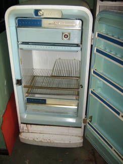 AWA Retro Fridge   Retro fridge, Hoosier cabinets ...