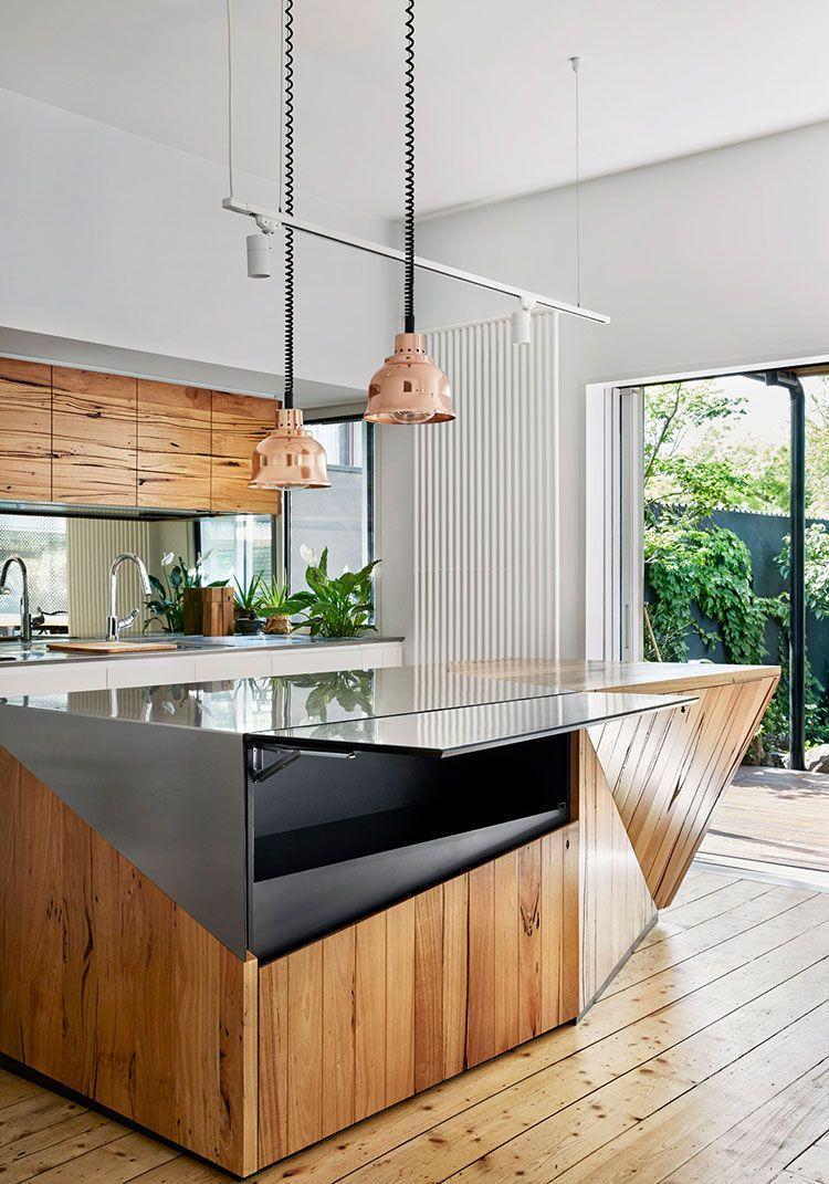 Ideen für die erweiterung der küche austin maynard refurbishes victorianera house in melbourne