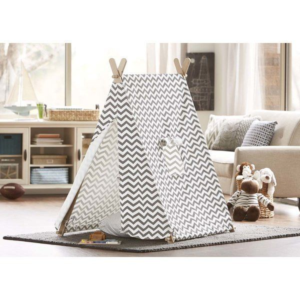 Let your childu0027s imagination run free with this cute indoor tent made from quality Canadian Hemlock and cotton canvas! Perfect for sleep-overs withu2026  sc 1 st  Pinterest & Let your childu0027s imagination run free with this cute indoor tent ...