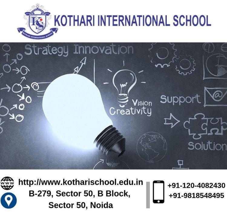 Kothari International School noida sector 50 is a very
