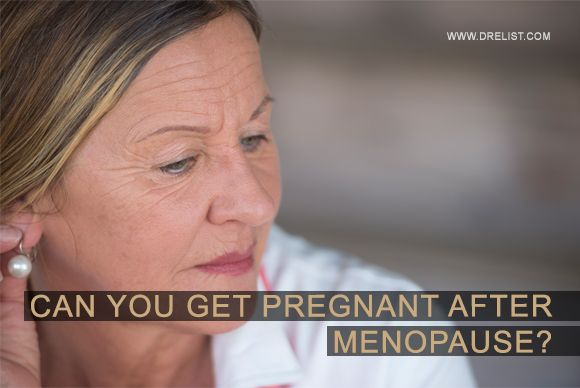 How to get pregnant after menopause