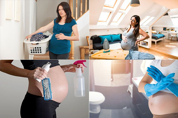6 Types of Housework Pregnant Women Should Avoid
