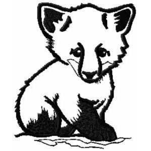 Image Result For Fox Stencil Pattern Fox Embroidery