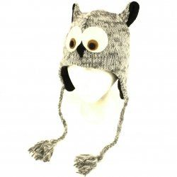Whoooo loves owls? These family hats & mittens are simply hoot-errific, fun functional & they look oh so cute! Be on the cutting edge of trendy-ness with a warm, fuzzy owl hat...they even make mittens to match!