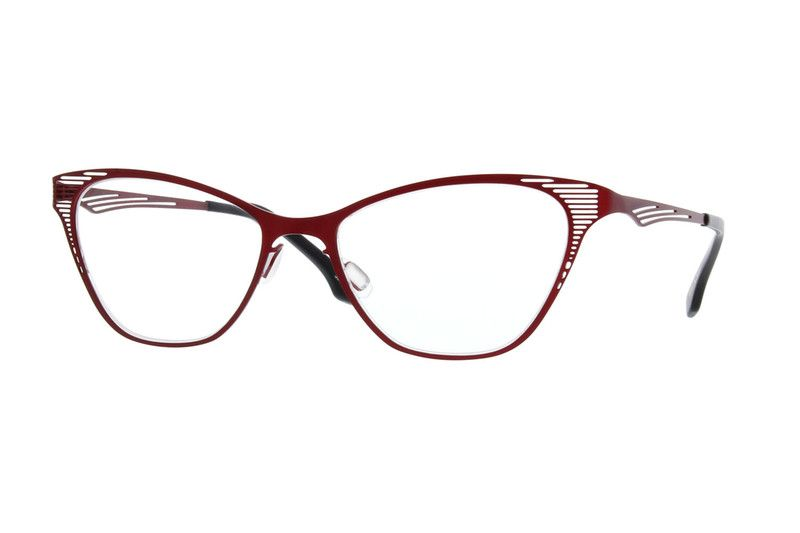 84661be44c8 Red Cat-Eye Glasses  328618