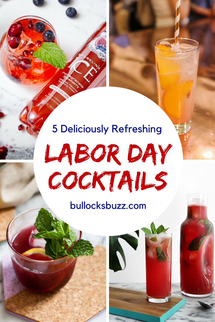 labor cocktails drink refreshing recipes mixed drinks deliciously read cocktail alcohol