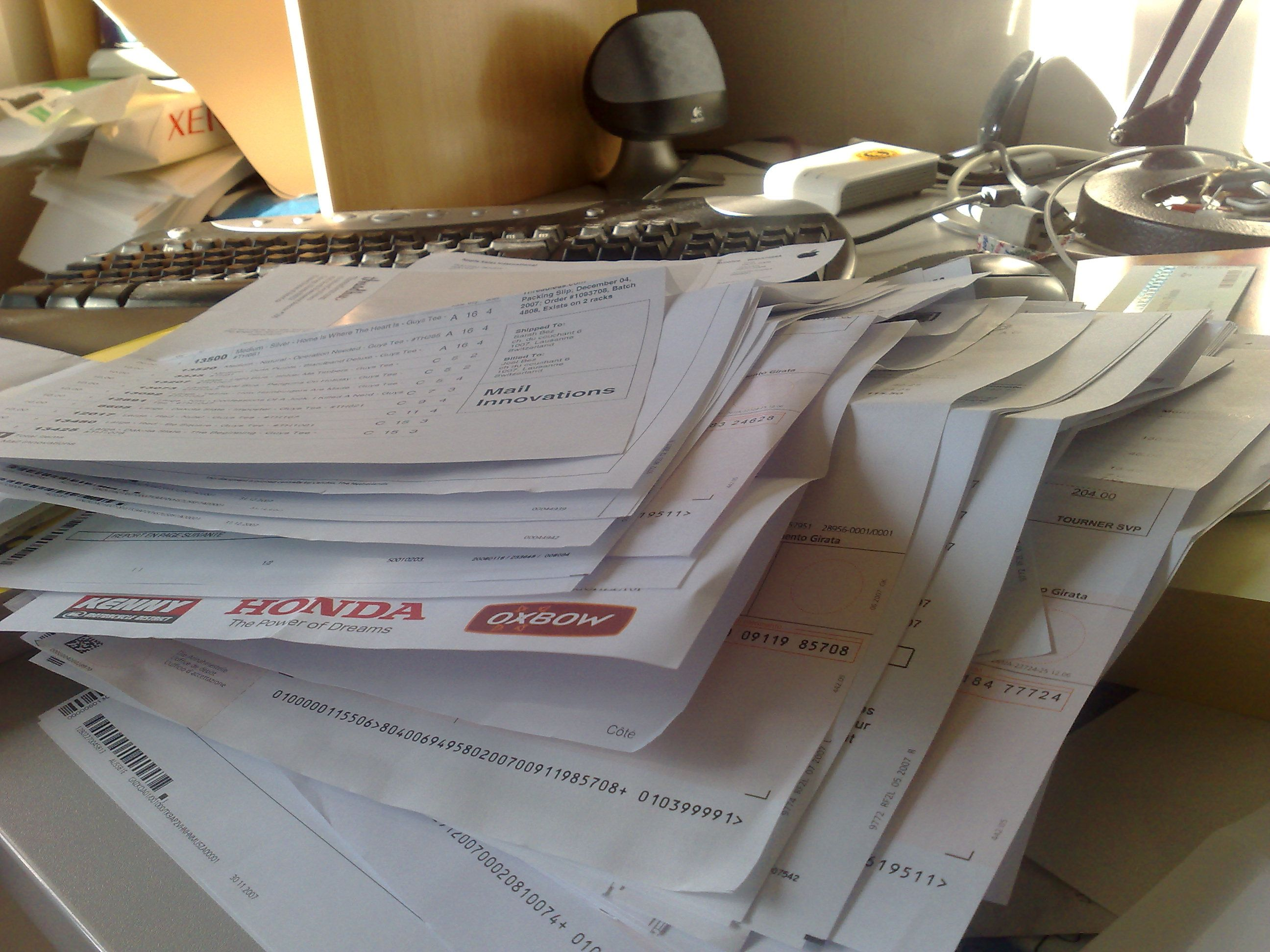 7 Foolproof Tricks To Tame Your Paperwork