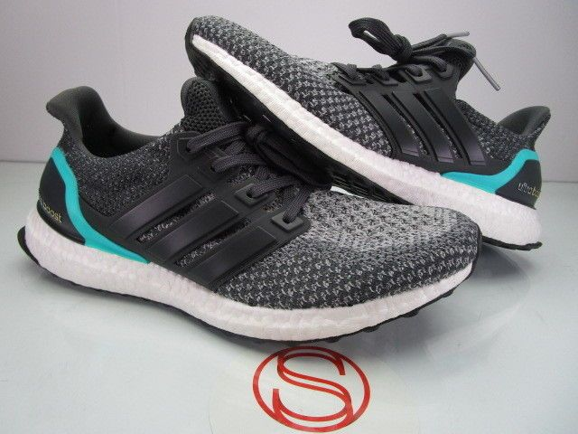 69853ca82032c Adidas Ultra Boost GREY SHOCK MINT 2.0 8  fashion  clothing  shoes   accessories  mensshoes  athleticshoes (ebay link)