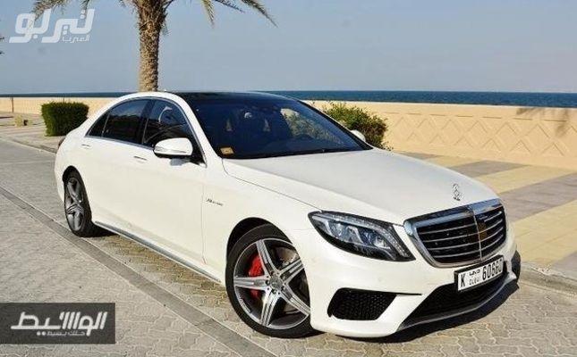 صور مرسيدس بنز S63 Amg الجديدة للبيع في دبي كم تتوقع سعرها Amg Bmw Mercedes Benz