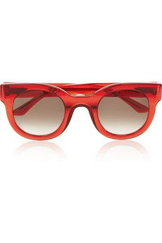 Thierry Lasry - Celebrity D-frame acetate sunglasses