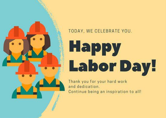 Happy Labour Day Quotes 2019
