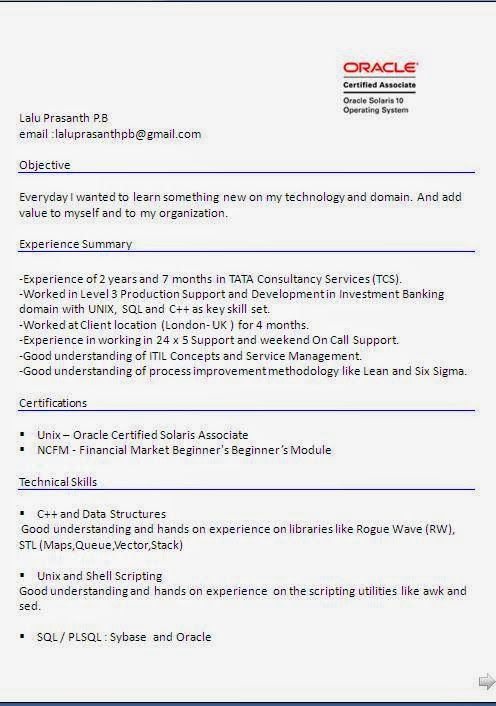 beautiful resume template Sample Template Example ofExcellent ...
