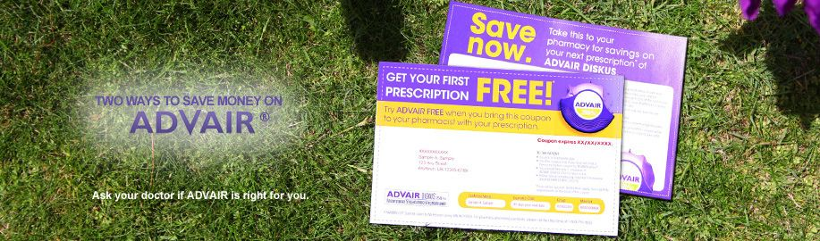 1st Prescription Advair Free Other Coupons Printable Online Coupons Prescription Medical Help