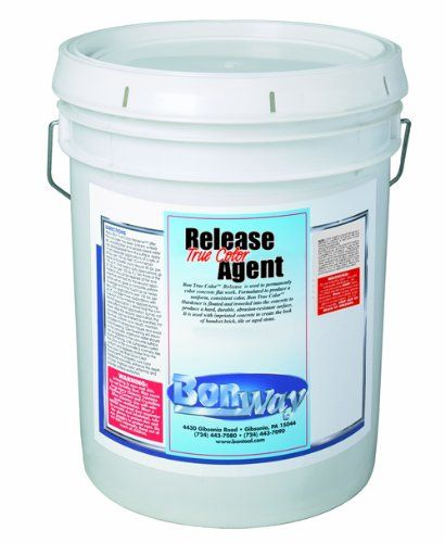 Bonway 32 115 True Color Stamping Release Agent Chestnut Visit The Image Link More Details This Is An Home Improvement Concrete Decor Home Depot Flooring