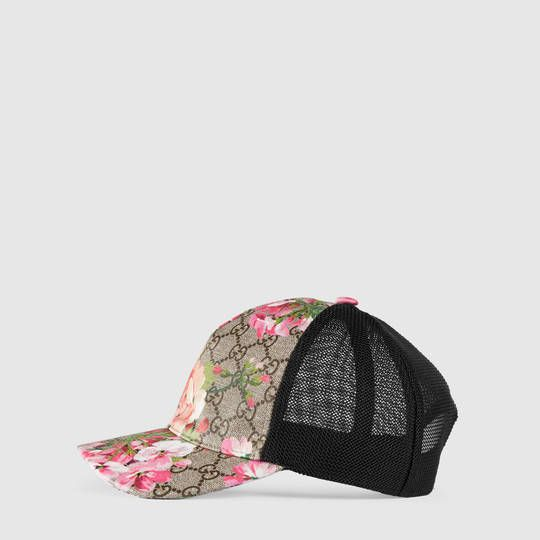 a5952ff82 Gucci GG Blooms baseball hat | Clothing I need in my closet | Gucci ...