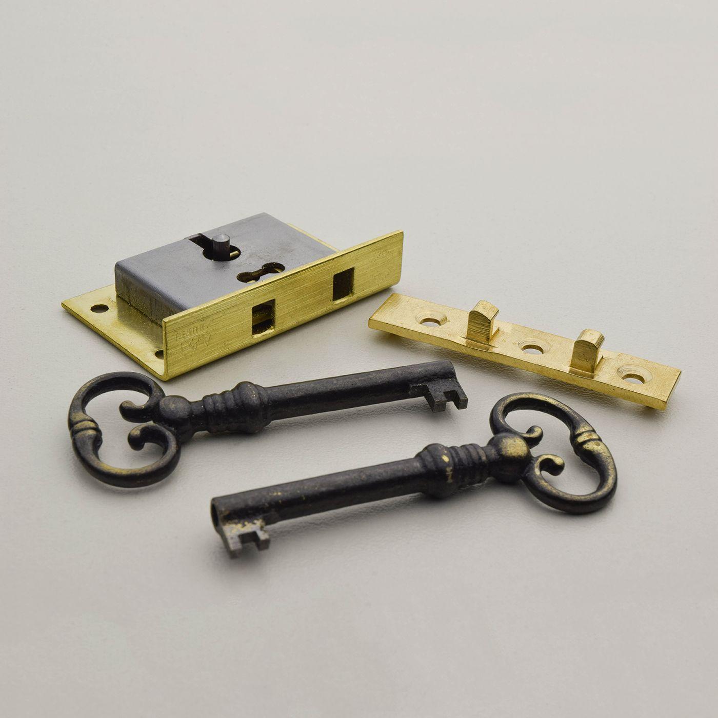 Lk 24 Small Box Lock Small Boxes Antique Style Cupboard Locks