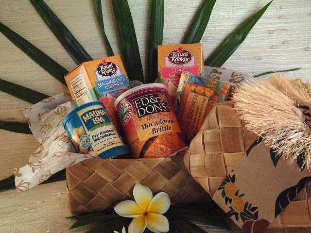 Classic Flavors Of Hawaii Gift Baskets Oahu Family Trip