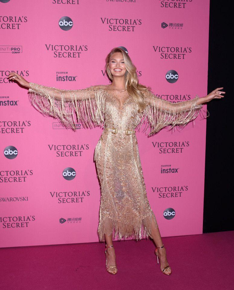 be163ac2c4 2018 Victoria Secret Fashion Show Afterparty Arrivals November 9 ...