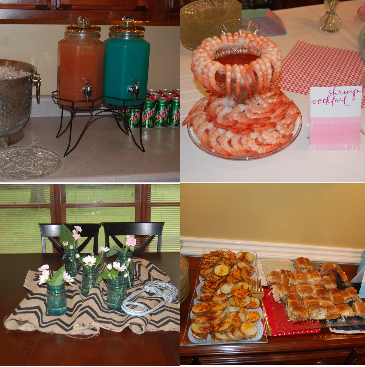 12 Gender Reveal Party Food Ideas Will Make It More