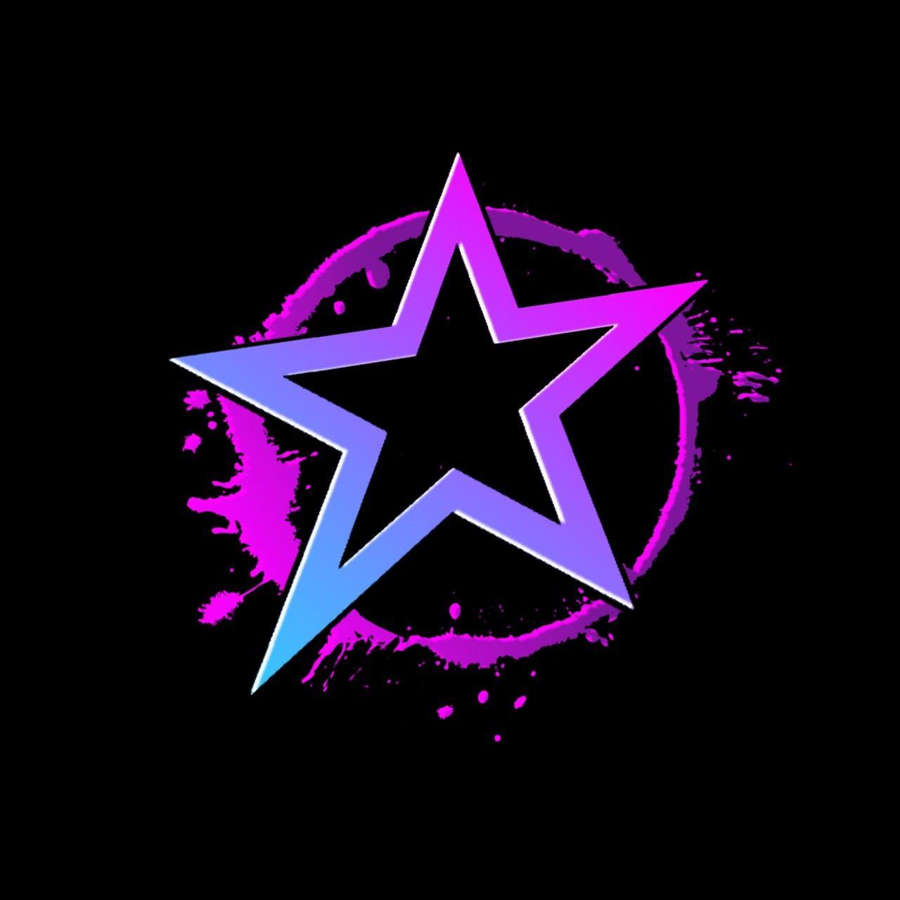 Star Bintang Background Logo Star Logo Design Banner Design Inspiration How To Make Logo