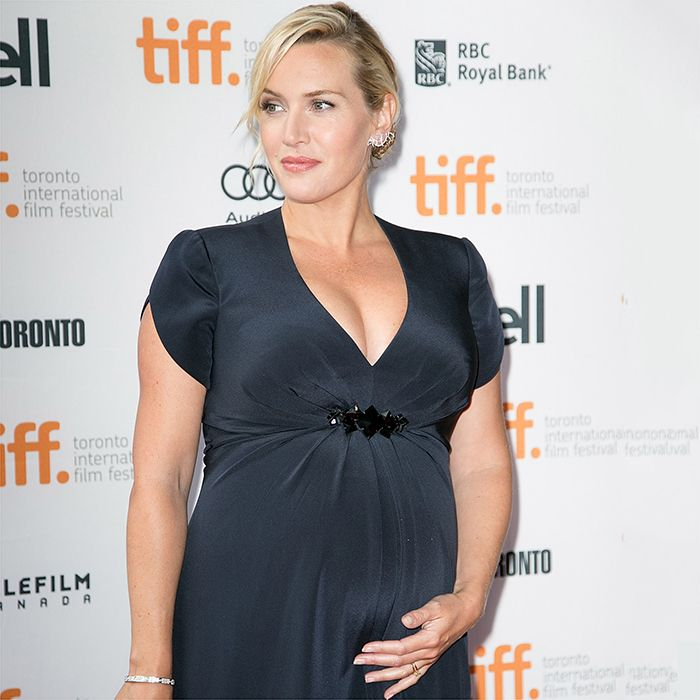 kate winslet nude pregnant