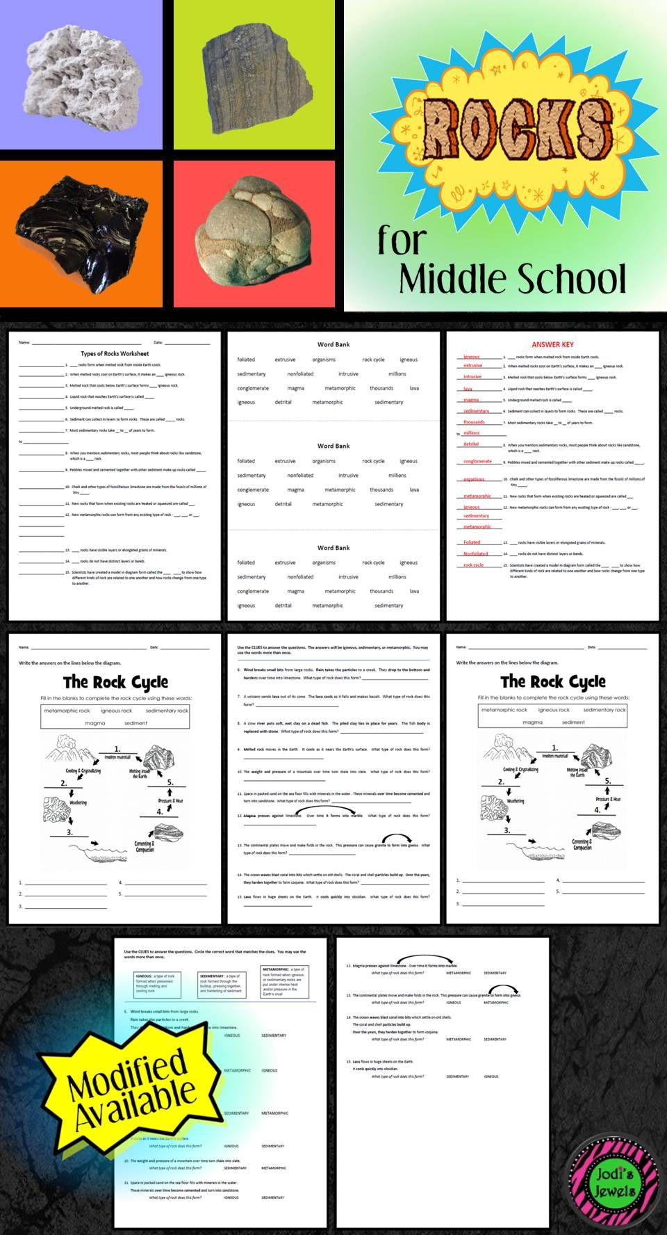 These Earth science worksheets cover igneous, metamorphic, and  education, alphabet worksheets, worksheets, and grade worksheets Sedimentary Rocks Worksheets 1776 x 960