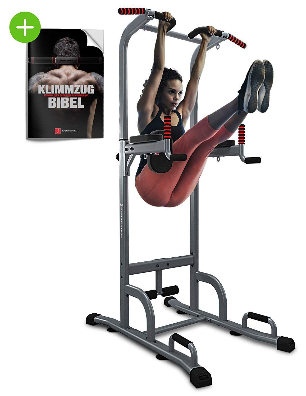Sportstech Chaise Romaine 7 En 1 Pt300 Power Tower Tour De Musculation Multifonctions Barre De Tract Fitness Et Musculation Musculation Barre Musculation