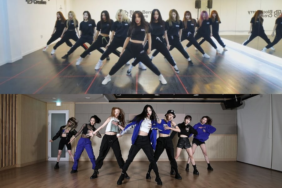 It S Time For Our Dancing Queens To Shine While It S Always Been Popular Among K Pop Groups To Cover Songs And Dances Of Thei Boy Groups Cover Boy Group Dance