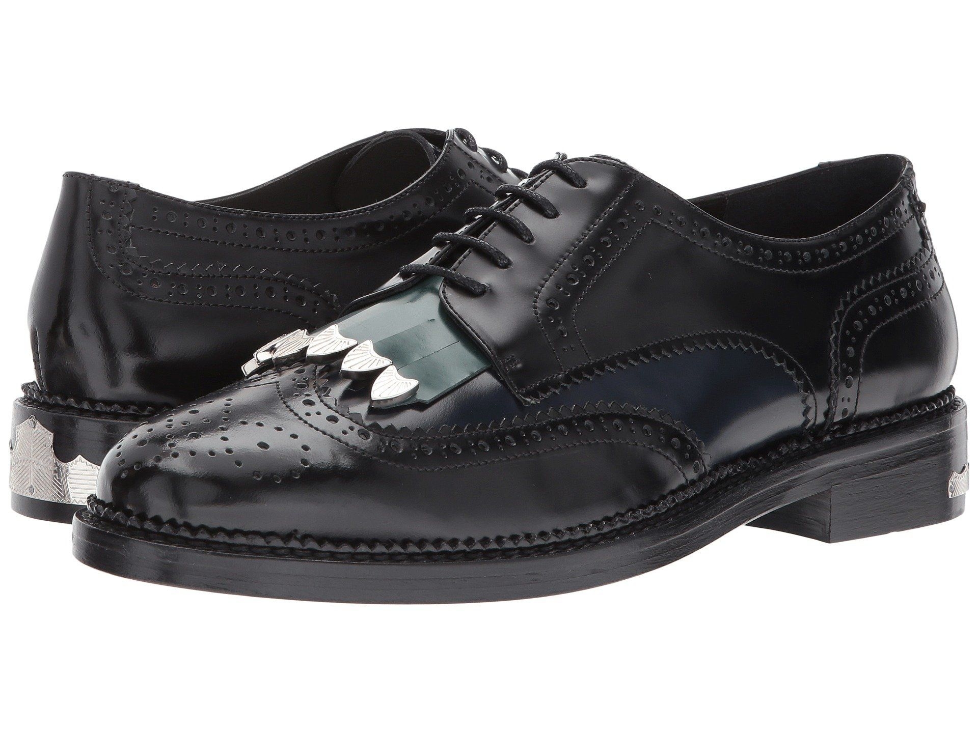 Black Mix Brogues Toga Archives