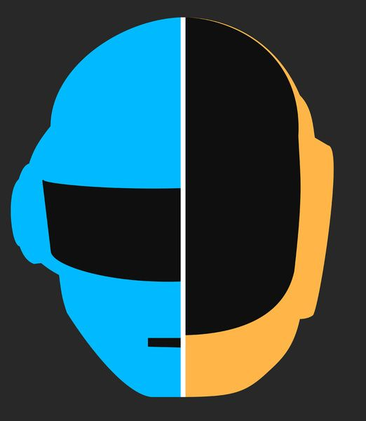 daft punk vector - Google Search