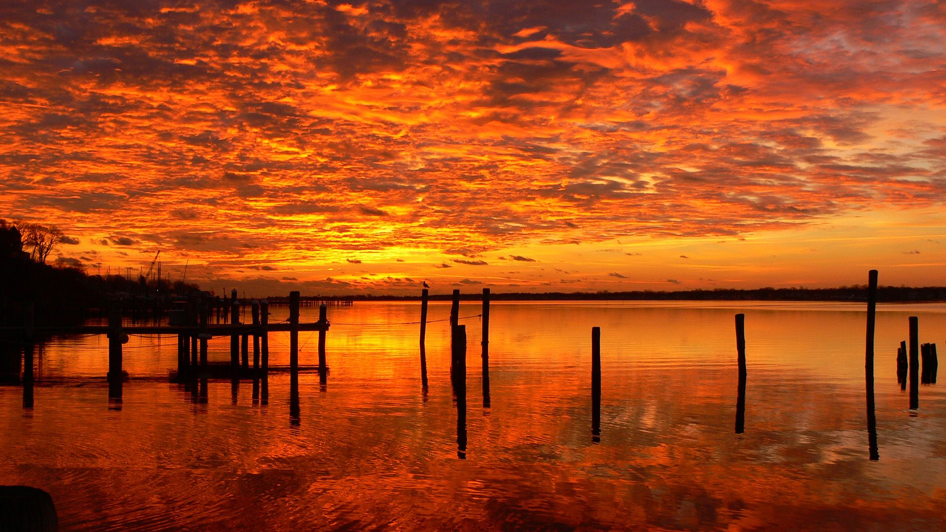 2316 Sunset Hd Wallpapers Backgrounds Wallpaper Abyss