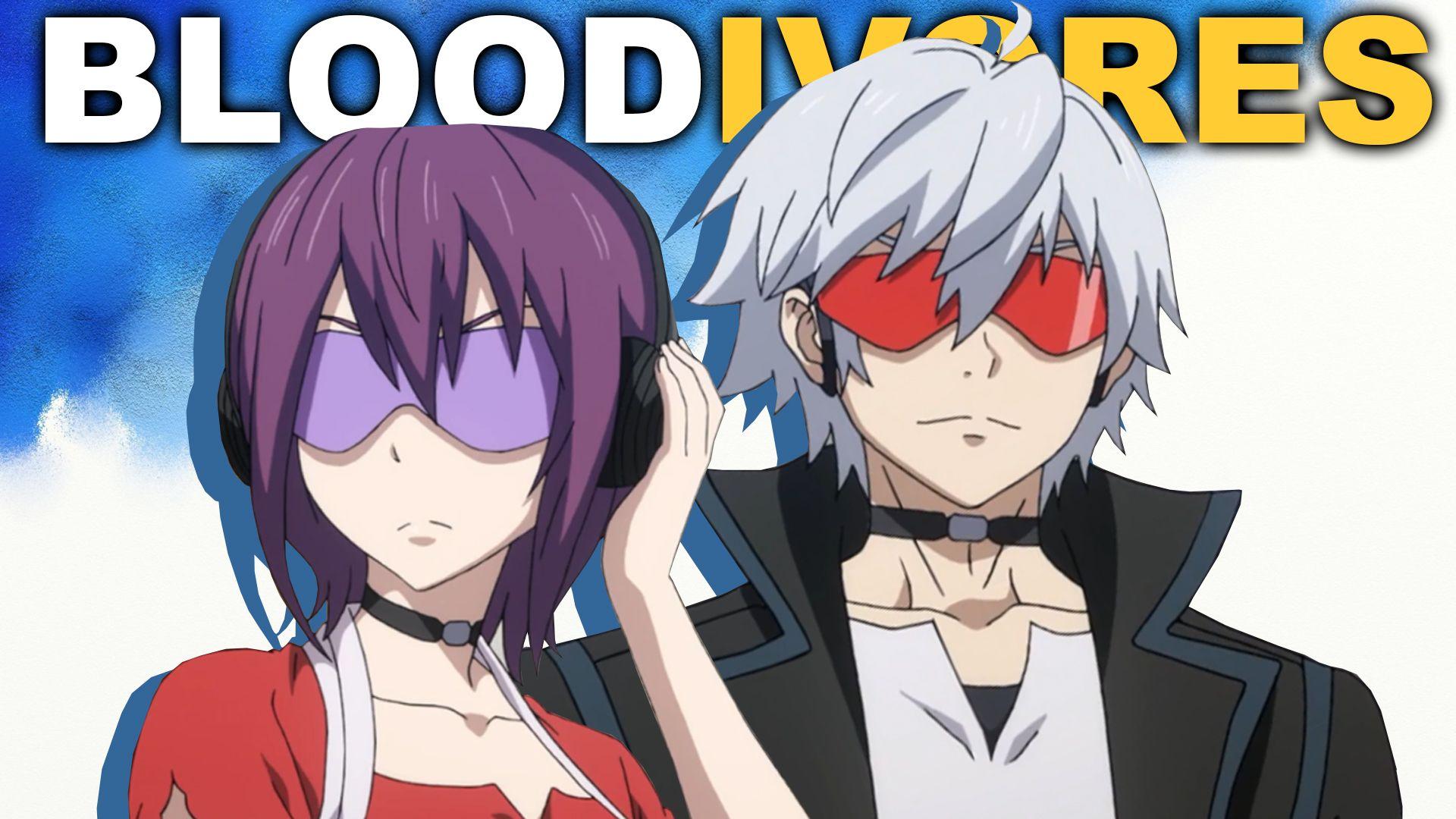 Anime bloodivores 2016 best wallpaper bloodivores - Best anime wallpaper 2016 ...