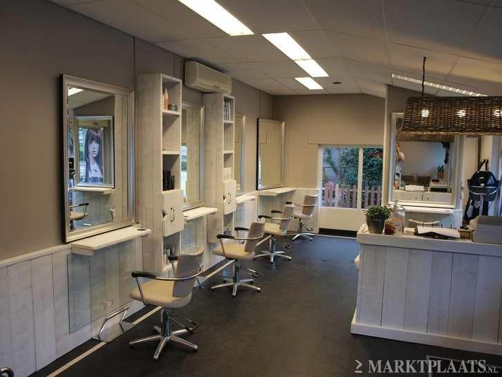 Inrichting inrichting kapsalon pinterest for Kapsalon interieur