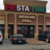 Fiesta Time Maple Brook Fiestas Menu Restaurant Mexican Grill