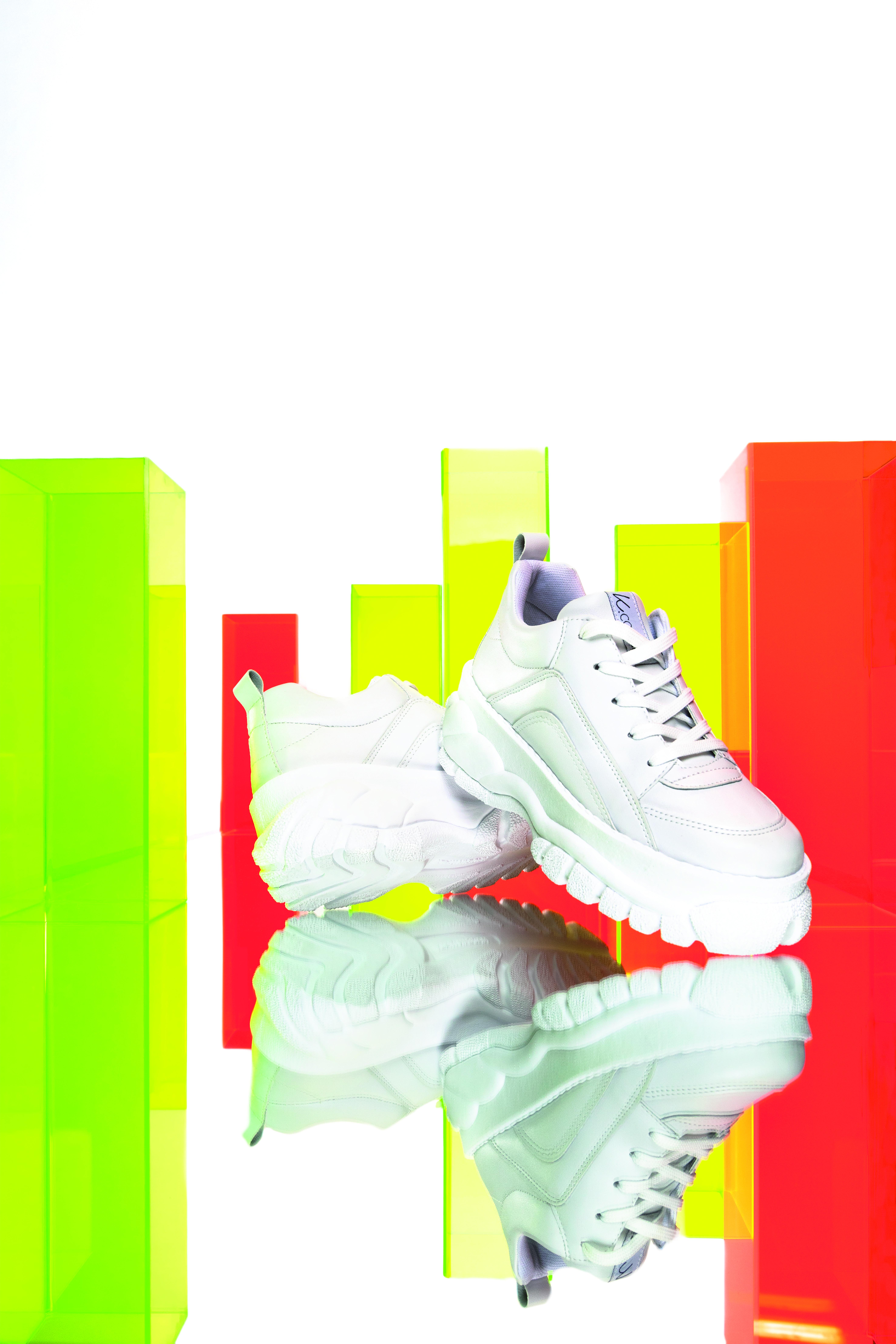 K.Cobler Ebor Chunky Sneakers | Herrskor, Damast, Vinterskor