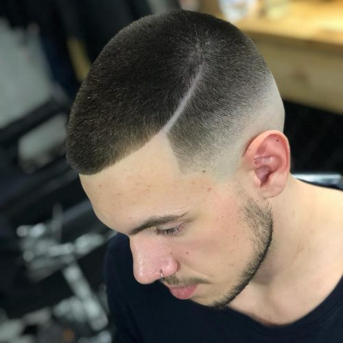 13 Cleanest High Taper Fade Haircuts For Men In 2021 Fade Haircut Taper Fade Haircut High Taper Fade