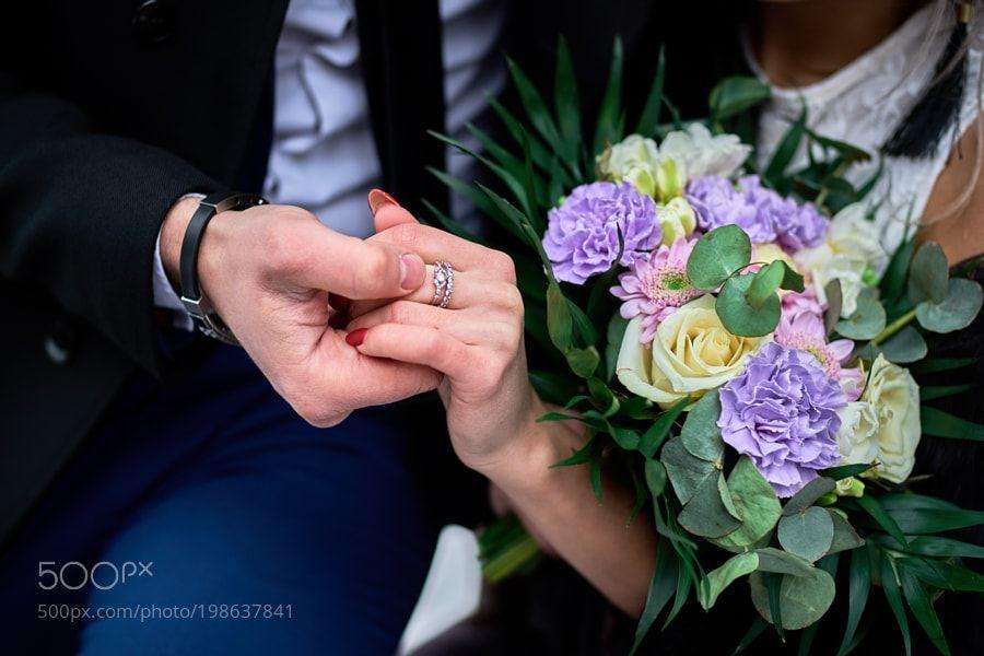 Weedding  Valery & Kseniya by komissarovakaterina
