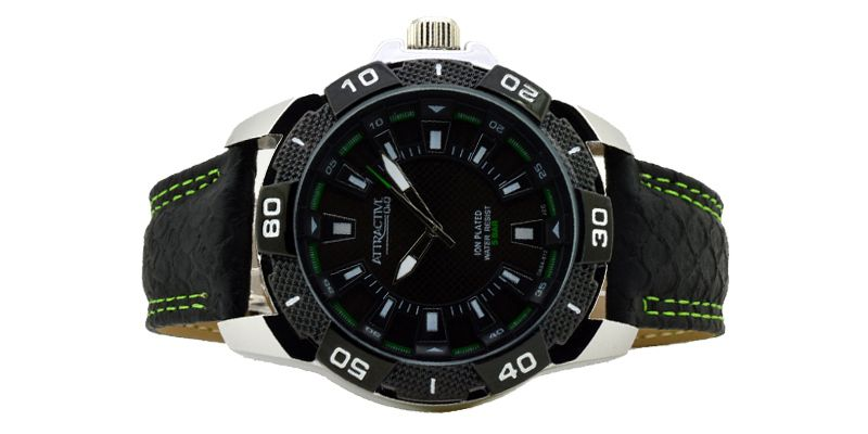Ανδρικό Ρολόι qq Attractive DA64J512Y  406d1db3200