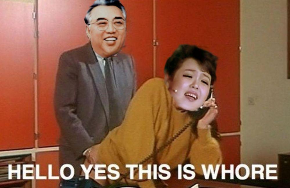 North Korea LEE SUL JU - Porno