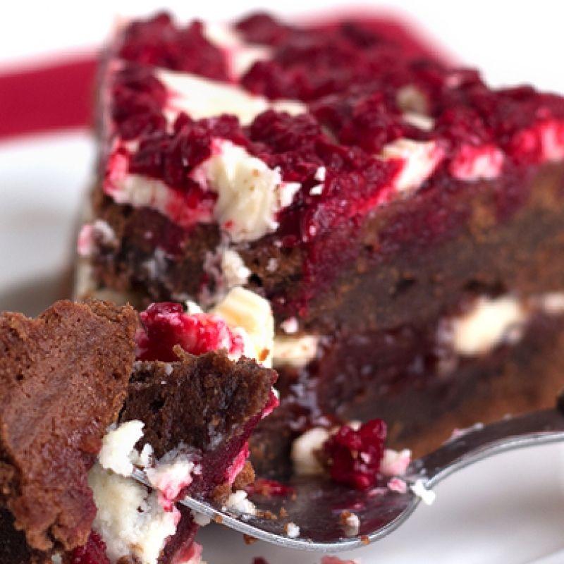 Cake recipe raspberry jam