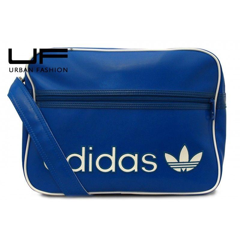 El sendero insecto Fruncir el ceño  Bolso Adidas Airline Bag Azul | Adidas bags, Bags, Adidas
