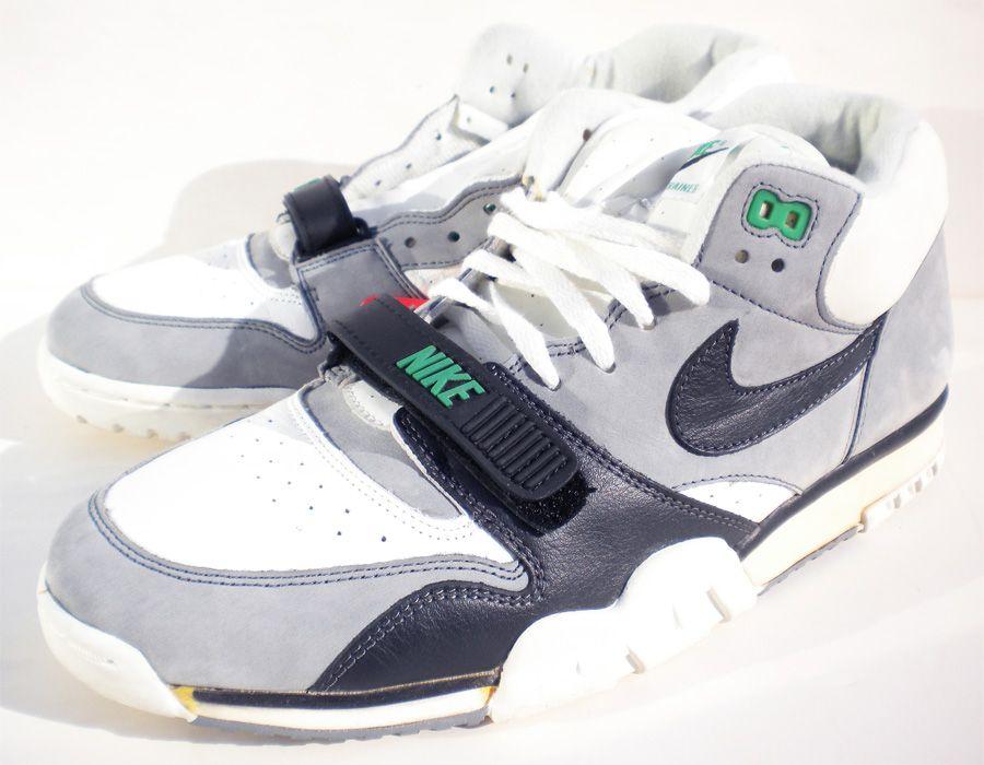 best cheap bf786 41ede Bo Jackson Cross-Trainers 1988   Nike Air Trainer High 1987 shoes